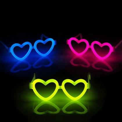 glow sticks eyeglasses